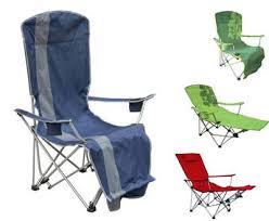 gallery of reclining folding chair with footrest idea mbnanot com