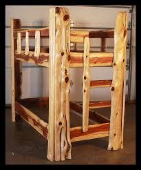 Timber Ranch Logworks Log Cedar Beds Timber Ranch Logworks - Log bunk beds