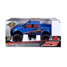 Fastest Ford Truck Fast Lane Xps 1 6 Scale Remote Control Car Toys R Us Australia