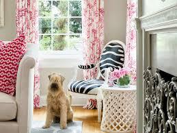 beige drapes bay area window treatments modern living room shutter
