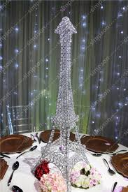 eiffel tower centerpieces 10pcs lot free shipment candelabra centerpiece eiffel tower