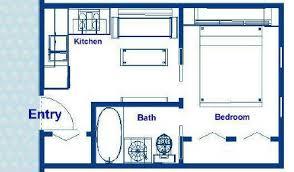 one bedroom cabin floor plans liner luxury cabin with one bedroom one bathroom 200 sq ft