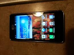 amazon com lg mach ls860 qwerty android smartphone sprint