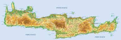 Thessaloniki Greece Map by Road Network Of Crete In Tabula Peutingeriana