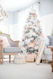 White Christmas Tree Decorations Pinterest by Christmas White Christmas Trees Best Ideas On Pinterest Gold