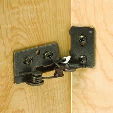 Kitchen Cabinet Door Hardware by Door Hinges Kitchen Cabinet Door Hinge Impressive Semi Concealed