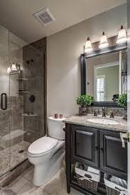 How To Decorate A Small Bathroom Bathroom Excellent 20 Small Before And Afters Hgtv Intended For