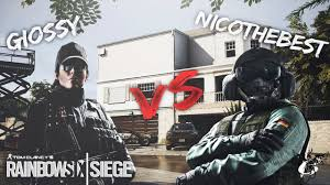 rainbow six siege montage giossy vs nicothebest29 youtube