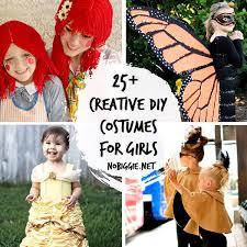 Diy Girls Halloween Costumes 25 Creative Diy Costumes Girls