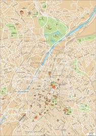 Brussels Map Of Europe by Geoatlas City Maps Brussels Map City Illustrator Fully
