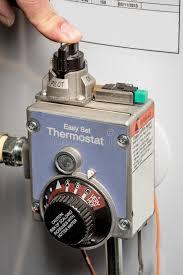 water heater problems pilot light water heater pilot light igniter pressed stock image image of