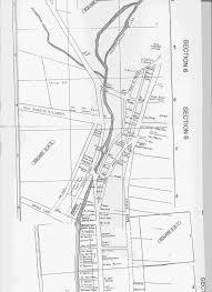 Boston Map 1770 by John Andrews Esq
