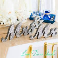 Mr And Mrs Wedding Signs Online Shop Mr And Mrs Wedding Signs Mr U0026 Mrs Wooden Letters