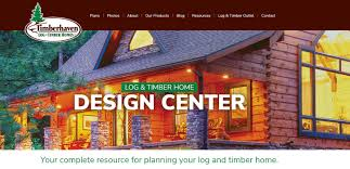 Home Design Outlet Center by Announcing Launch Of New Log Home Design Center Website