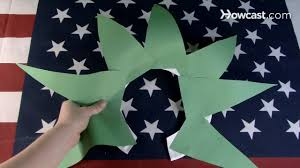 how to make a statue of liberty crown for the 4th of july youtube