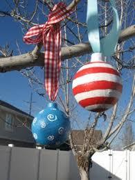 diy big outdoor decorations outdoor yard