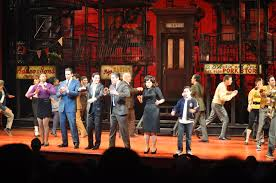 Curtain Call Playhouse World Premiere Of A Bronx Tale The Musical At Paper Mill
