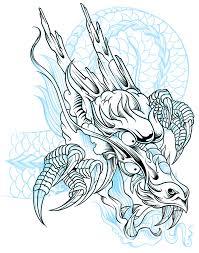 official palehorse portfolio space dragon studio wall mural installation