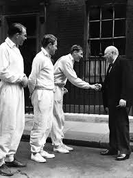 John Banister Sir Roger Bannister Academy Of Achievement