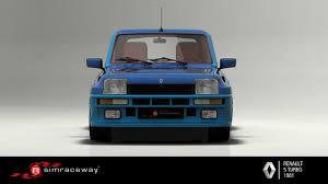 renault r5 turbo simraceway renault 5 turbo