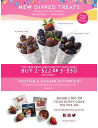 Where To Buy Chocolate Dipped Strawberries Chocolate Covered Berry Cones Boutique Exclusives Godiva