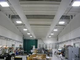corpi illuminanti a led illuminazione capannoni industriali lade a led