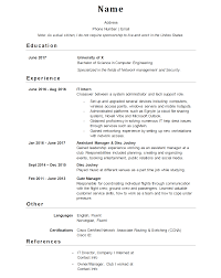 How To Set Up A Resume For A Job by Creating Resume For First Job How Get Format Download Pdf