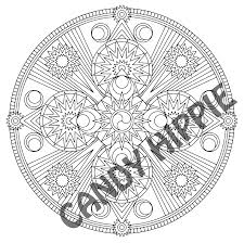 space vajra candyhippie coloring pages