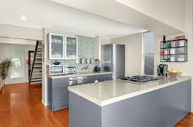 modern kitchen with u shaped by debbie jungquist zillow digs