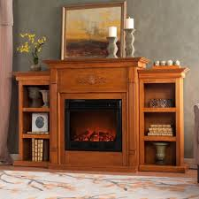 overstock fireplace photo harper blvd teva arch top wall mount