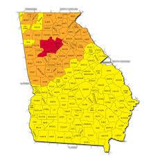 Radon Zone Map Atlanta Georgia Radon Mitigation U0026 Reduction Swat Environmental