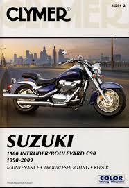 suzuki intruder boulevard c90 vl1500 1998 2007 service repair