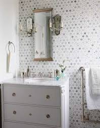 wallpapered bathrooms ideas on a sweet sugar rush