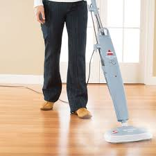 steam mop deluxe floor steam cleaner bissell