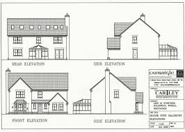 Home Architect Design Architectural House Drawing T