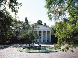 Neoclassical Style Homes Tour Jack Warner U0027s Neoclassical Style Mansion In Beverly Hills