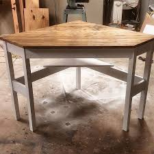 Homemade Wood Computer Desk by Best 25 Corner Computer Desks Ideas On Pinterest White Corner