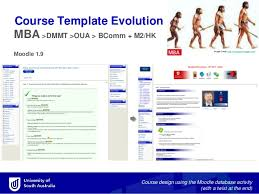 course design using the mobile database activity tristram lawson an u2026