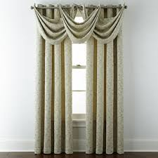 Jcpenney Grommet Drapes Jcpenney Home Anza Grommet Top Window Treatments Jcpenney