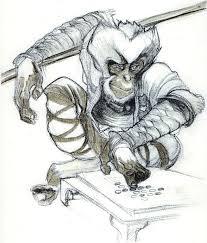 kung fu panda character design 2008 on behance