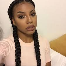 best 25 two cornrow braids ideas on pinterest two cornrows two