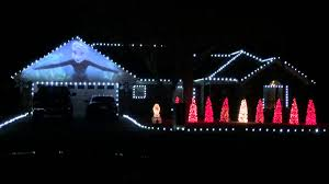 dancing lights in nashville frozen christmas lights youtube