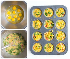 How To Make Really Good Scrambled Eggs by Scrambled Egg Muffins Healthy Portable Breakfast Recipe