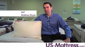 Tempurpedic Comfort Pillow Tempur Pedic Comfort Pillow Youtube