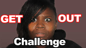 Challenge In Nose Out Get Out Challenge