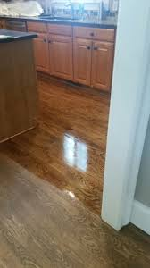 Dogs On Laminate Floors Special Walnut Dark Walnut Mix Half And Half On White Oak Flooring