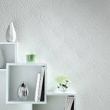 decorating interesting paintable wallpaper with white windows