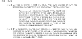biography definition colorado s electoral votes eight for clinton initially one not