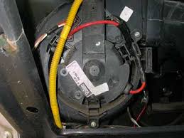 blend motor diagnosis and replacement