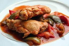 cuisine poulet basquaise recette de poulet basquaise d